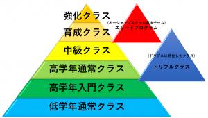 桑名育成ピラミッド