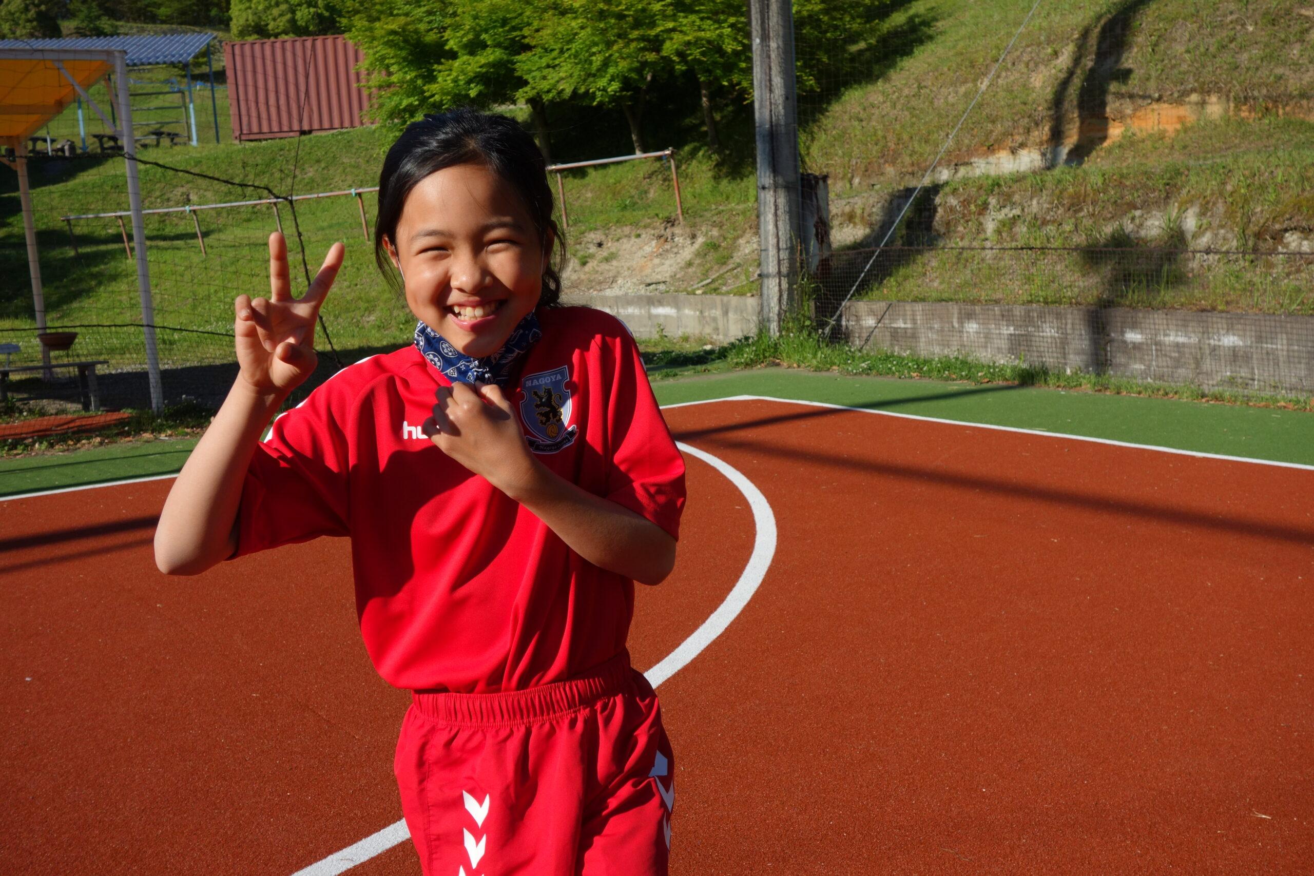 【桑名校】スポーツを通して子供達の心を健康に。