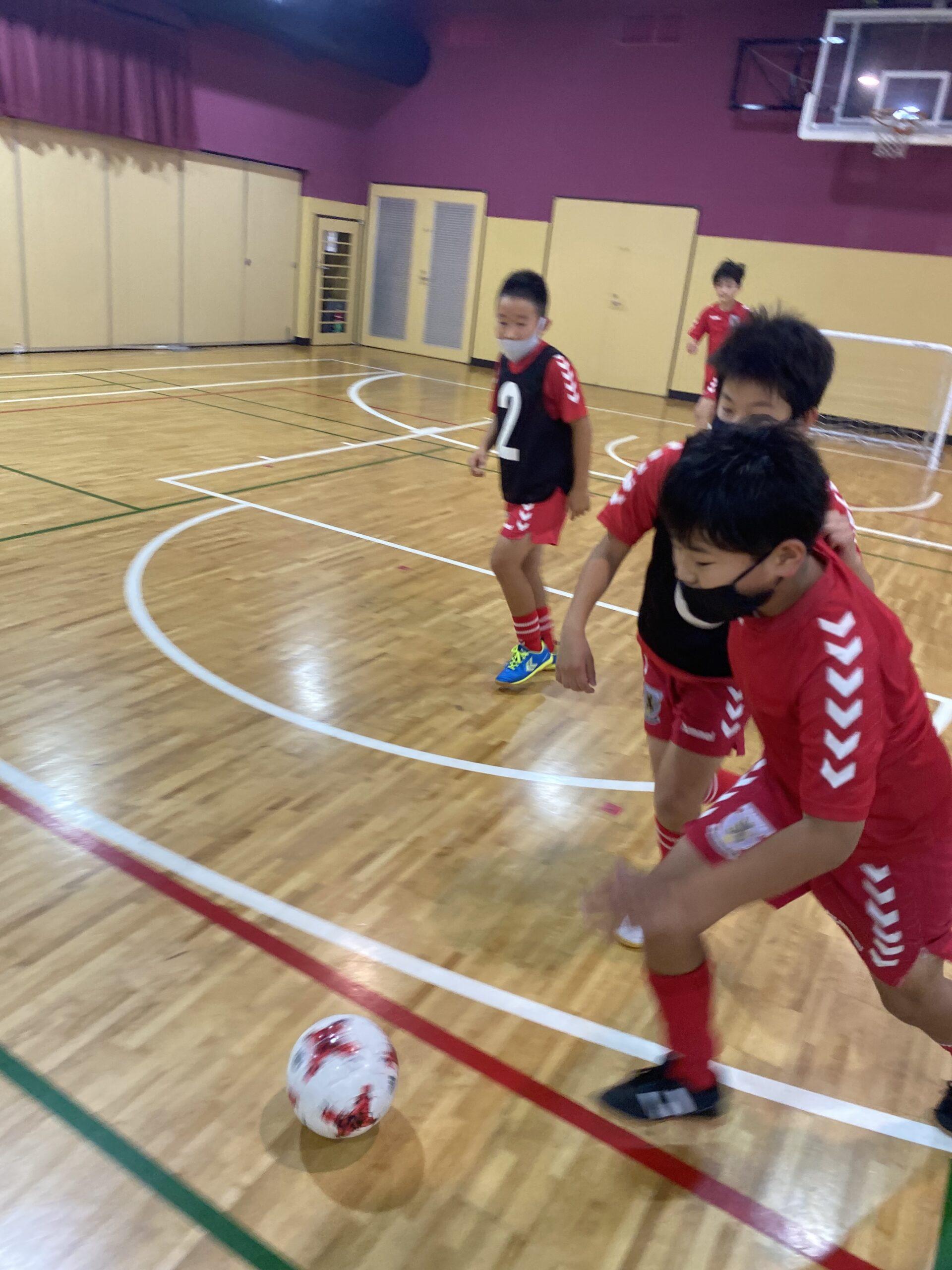 【長久手校・愛西校・NAS稲沢校】Aチームで活躍している子は危ないかもしれない。